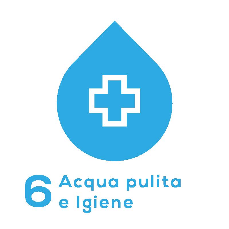 GOAL 6 - Acqua pulita e Igiene