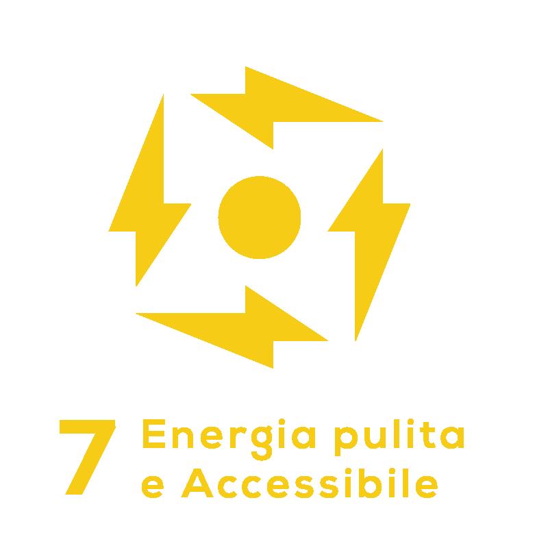 GOAL 7 - Energia pulita e Accessibile