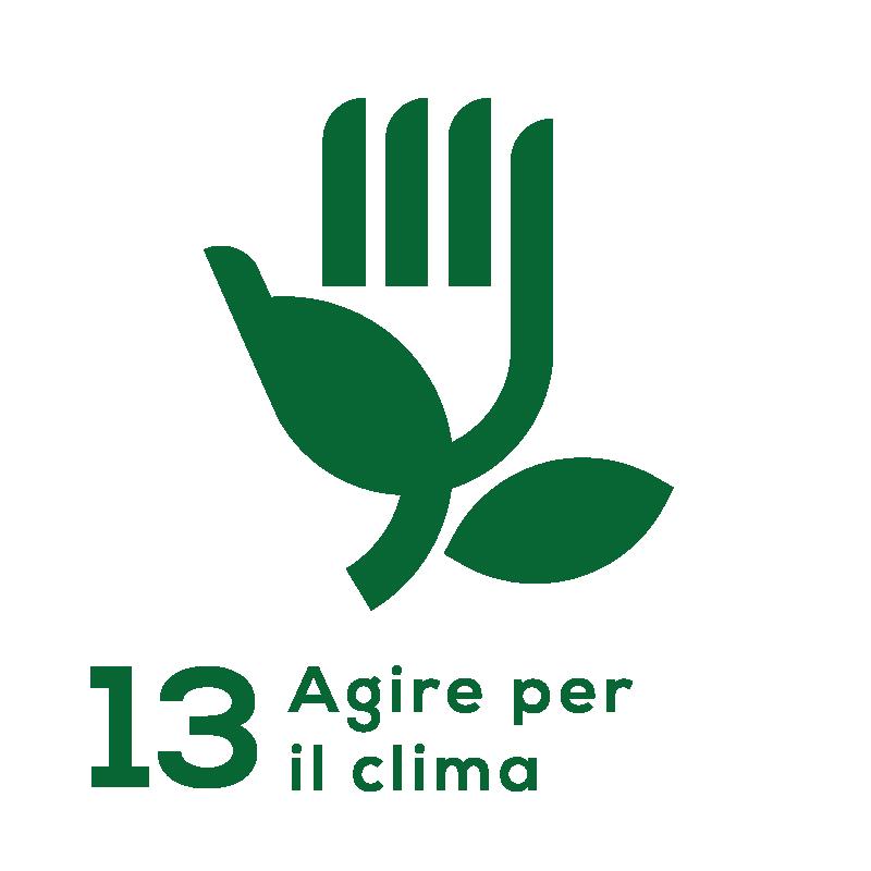 GOAL 13 - Agire per il clima