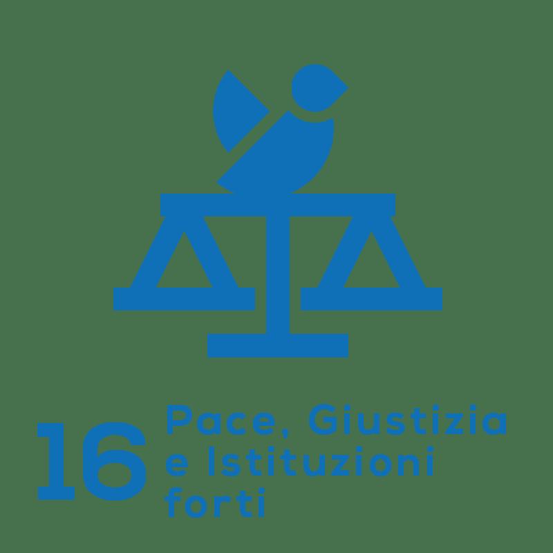 GOAL 16 - Pace Giustizia e Istituzioni forti